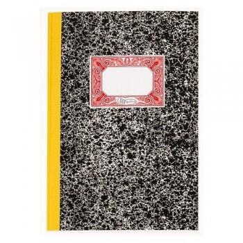 Cuaderno Cartone folio natural Ctas/cte 100 hojas páginado Miquel Rius