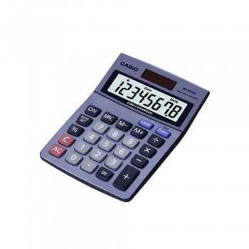 CALCULADORA SOBREMESA 8 DÍGITOS CASIO MS80 VER