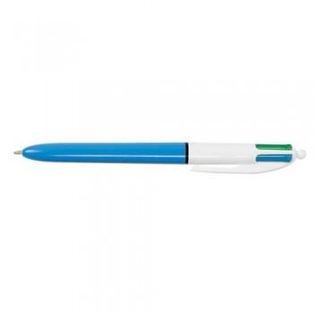 Bolígrafo multifunción 4 colores punta 1 mm Medium Bic