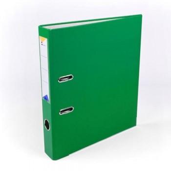 Archivador folio 55mm verde Ofiexperts