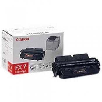 CANON CARTUCHO FAX FX-7 NEGRO