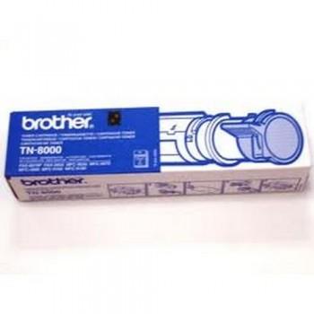 BROTHER CARTUCHO TONER LÁSER TN8000 NEGRO
