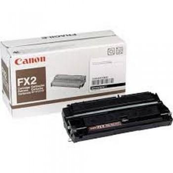 CANON CARTUCHO FAX FX-2 NEGRO