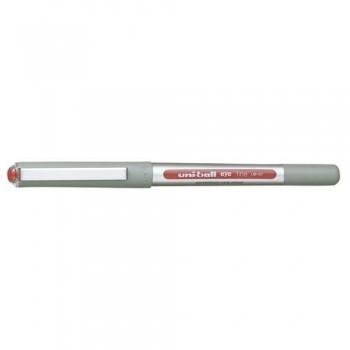 Roller tinta líquida punta bola 0,7 mm rojo Uni ball UB157