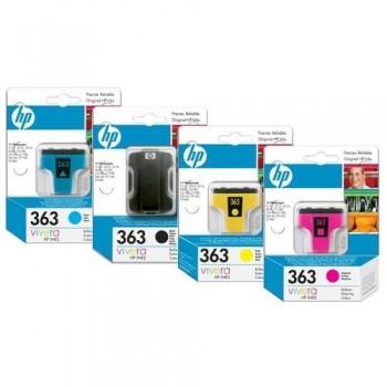 HP CARTUCHO TINTA C8773EE N?363 AMARILLO
