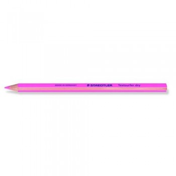 LÁPIZ FLUORESCENTE ROSA TEXT SURFER DRY 128 64