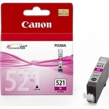 CANON CARTUCHO TINTA 2935B001 CLI-521M MAGENTA