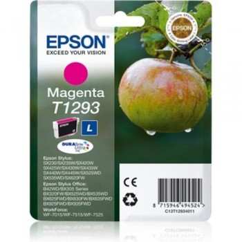 EPSON CARTUCHO TINTA C13T12934011 Nº T1293 MAGENTA