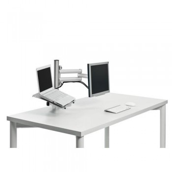 SOPORTE MONITOR Y PORTÁTIL BUSINESS COMBINATION NOVUS