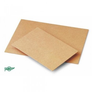 Tablero de fibra para manualidades 29,5x39,5 cm 3 mm espesor Faibo