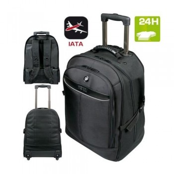 MOCHILA TROLLEY MANHATAN 15,6 PULGADAS FELLOWES