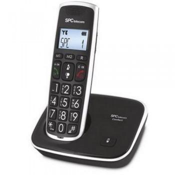 TELÉFONO INALÁMBRICO TECLAS GRANDES SPC TELECOM 7608