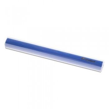 Flocado autoadhesivo 0,45x1 m. rollo azul Sadipal