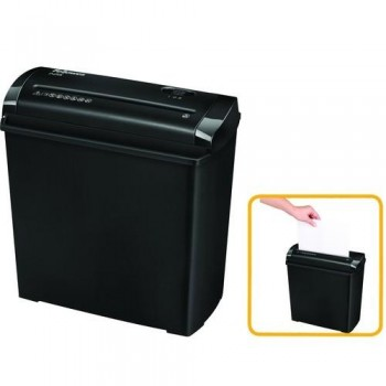 DESTRUCTORA CORTE EN TIRAS DE 7MM P-25S FELLOWES