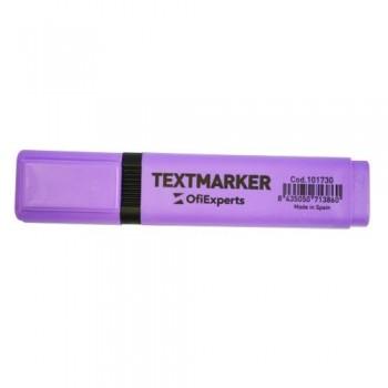Rotulador fluorescente violeta Ofiexperts