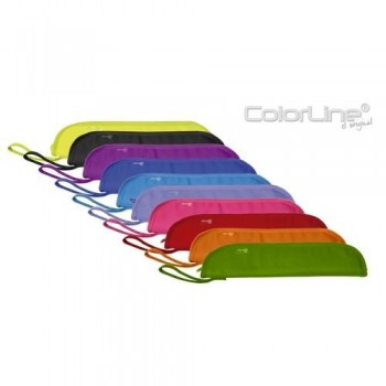 Porta flautas textil Colorline