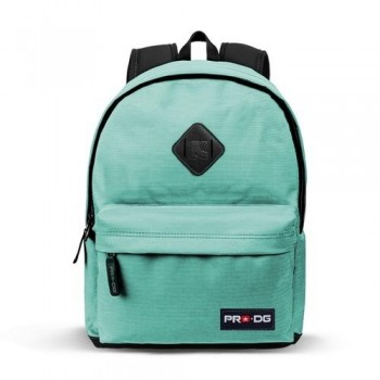Mochila doble azul mar Freetime Block PRODG