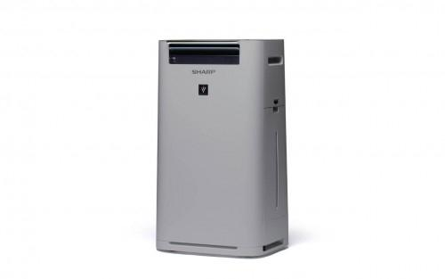 Sharp UA-HG60E-L purificador de aire 50 m  53 dB Gris 55 W