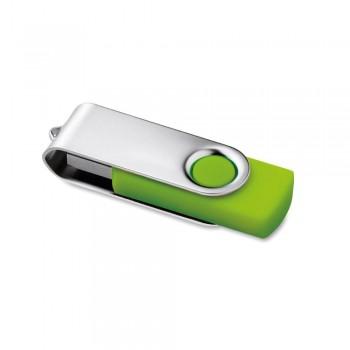Memoria USB 16 Gb. Rotativo lima