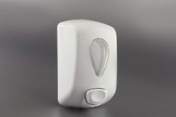 Dosificador rellenable jabón 0,9l ABS blanco