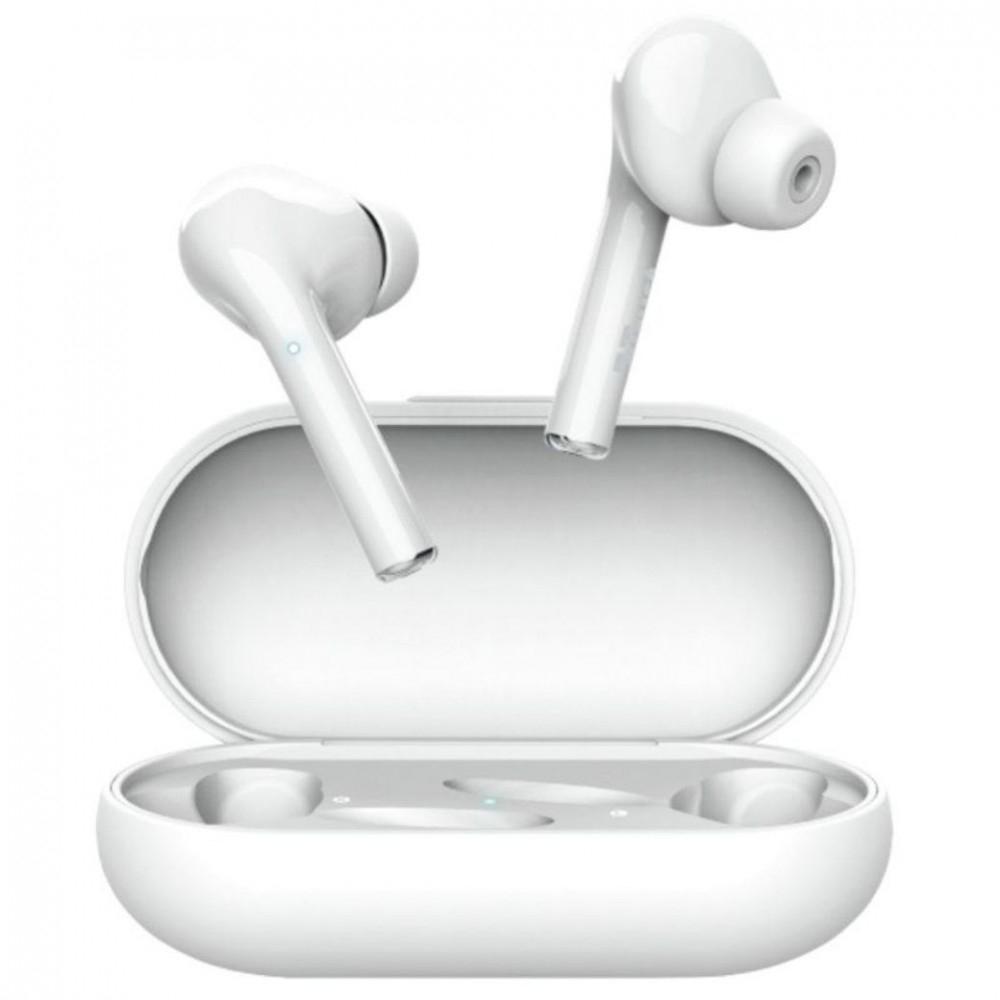 Auriculares Bluetooth Trust Nika Touch con estuche de carga/ Autonomía 6h/ Blancos